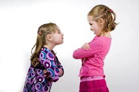 Families arguing