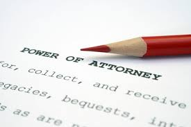 Comprehensive power of attorney