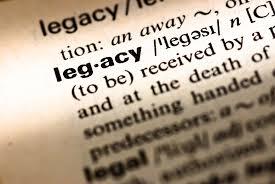 Leaving a legacy II