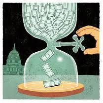 Inherited IRA; the money spigot