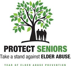 Fight elder abuse
