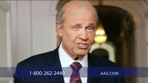 Reverse mortgage spokeman