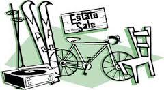 Estate sale today