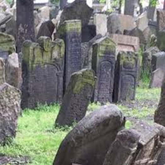 Cemeteries in decay