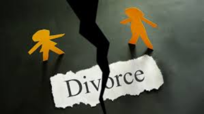 Divorce just couple