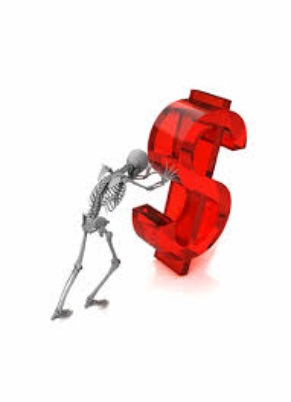 Death and money