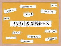 Baby boomers wealthy generation