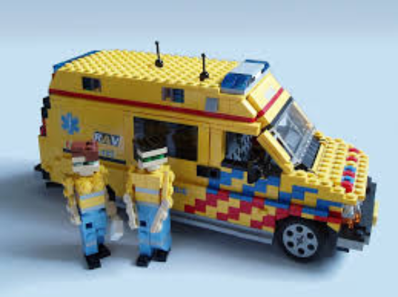 Crazy ambulances