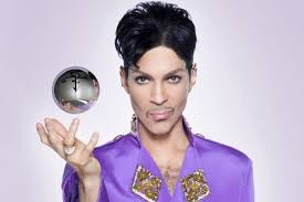 Prince with crystal ball