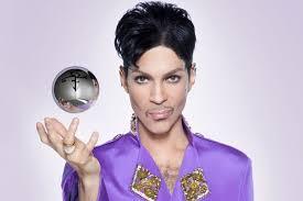 Prince with crystal ball