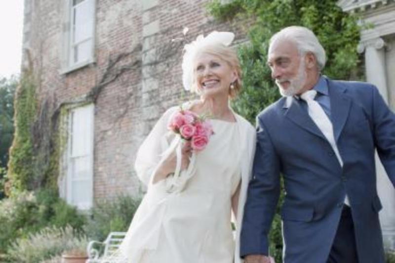 Seniors getting married