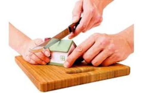 Splitting the house