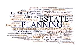 Estate planning counts