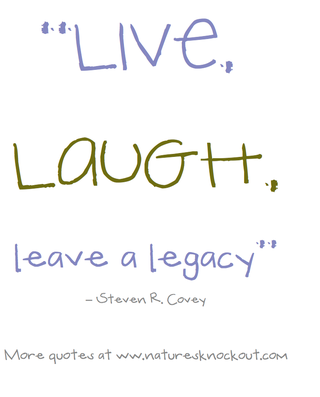 Loving legacies