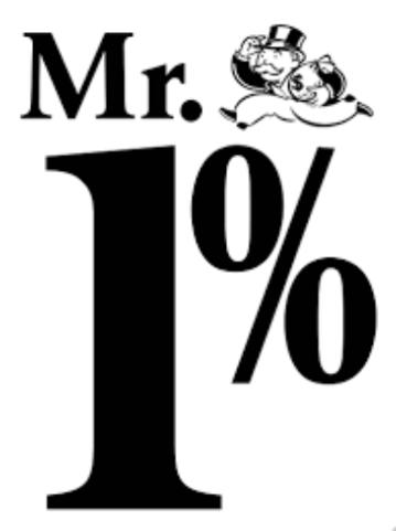 Mr 1%