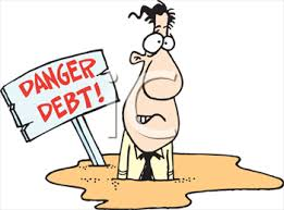 Seniors in debt