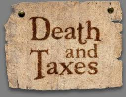 Death vs taxes