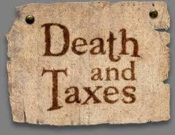 Death vs taxes
